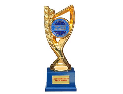 chứng nhận Bestfood